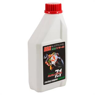 Product image for '4-Stroke Oil MALOSSI 7.1 Racing Moto 5W-40Title'