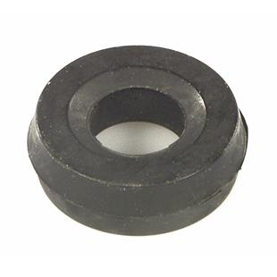 Product image for 'Rubber Engine Mounting Bush shock absorber 10 mm Ø (inner) 14mm, (outer) 30 mm, front, top, PIAGGIOTitle'