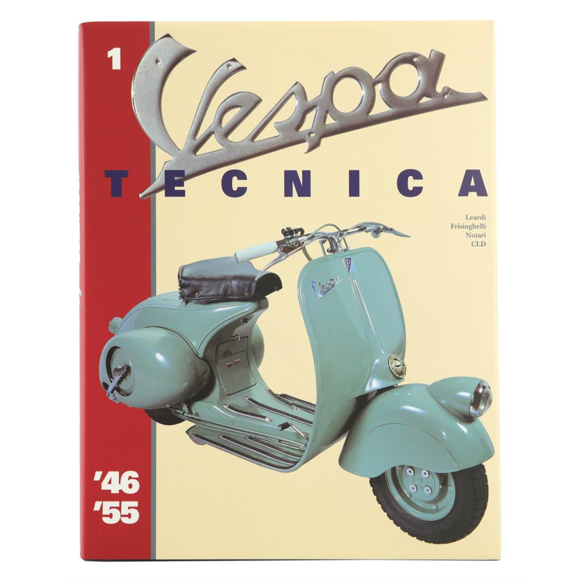 "Product Image for 'Hand Book ""Vespa Tecnica 1"" 1946/​1955Title'"