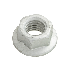 Product image for 'Nut M8x1,25 mm, flywheel, PIAGGIOTitle'
