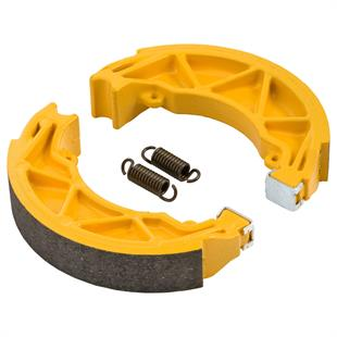 Product image for 'Brake Shoes MALOSSI T22, BRAKE POWERTitle'