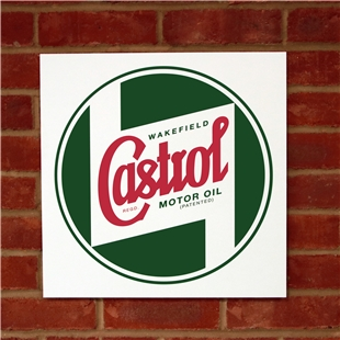 Product Image for 'Sign CASTROL CLASSIC logoTitle'