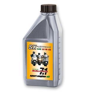Product image for '4-Stroke Oil MALOSSI 7.1 Sport 10W-40Title'