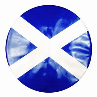 "Product Image for 'Spare Wheel Cover ""Scotland"" for tyre 10""Title'"