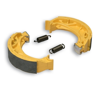Product image for 'Brake Shoes MALOSSI BRAKE POWER T19 rearTitle'