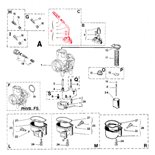 Product image for '14859 FUEL MIXING CHAMBER COVERTitle'