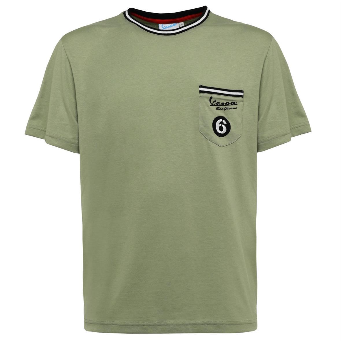 """Product Image for 'T-Shirt PIAGGIO """"Sei Giorni"""" size STitle'"""