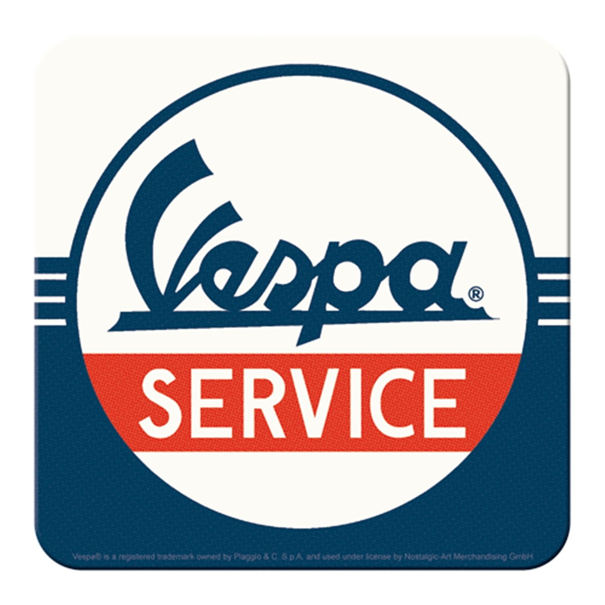 Product Image for 'Coaster Vespa ServiceTitle'