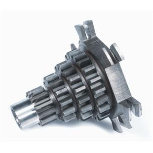 Product image for 'Input Shaft Assembly 12-13-17-21 teeth PIAGGIOTitle'