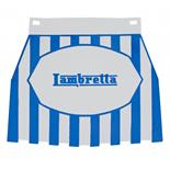"Product Image for 'Mud Flap with ""Lambretta"" emblemTitle'"