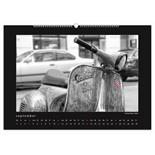 Product image for 'Calendar VESPA 2016 limited editionTitle'
