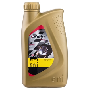 Product image for '4-Stroke Oil ENI i-Ride Racing 5W-40Title'