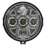 Product Image for 'Headlight Unit J.W. SPEAKER LED 8415 Evolution round Ø 110 mmTitle'