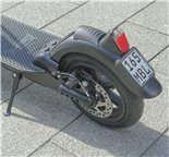 """Product Image for 'E-Scooter """"BACK TO SCHOOL"""" Bundle TRITTBRETT Kalle with (withe) VANS grips and Materlock StreetcuffTitle'"""