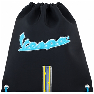 Product Image for 'Drawstring Bag PIAGGIO VESPA V-StripesTitle'