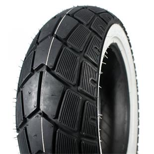 """Product image for 'Whitewall Tyre SCHWALBE Weatherman DSC 120/70 -10"""" 54P TL reinforcedTitle'"""