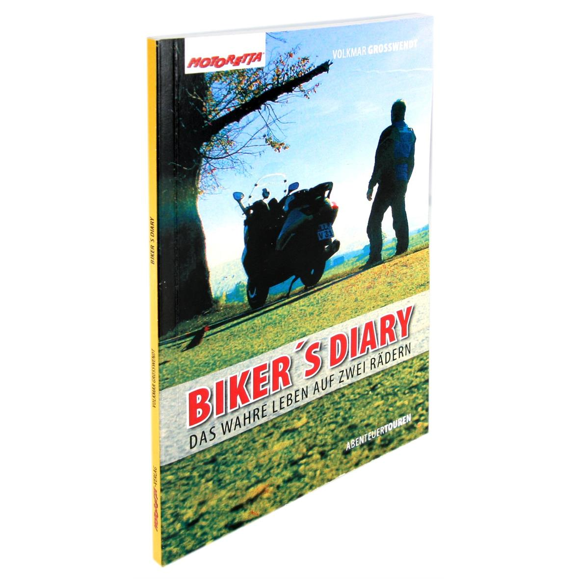 "Product Image for 'Book ""Bikers's Diary"" ""the real life on two wheels""Title'"