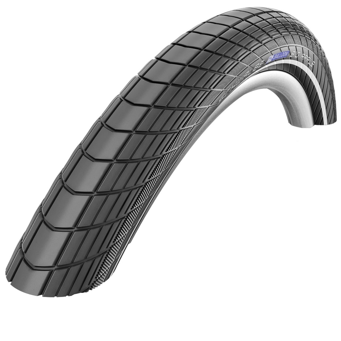 """Product Image for 'Tyre SCHWALBE Big Apple Active Line Intermediate 2.00-12"""" TT front & rearTitle'"""