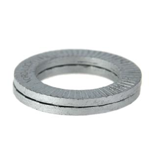 Product Image for 'Locking  Washer M8 mm Ø 13,5x8,7 mm (th) 2,5mm, Type NL8, NORD-LOCKTitle'
