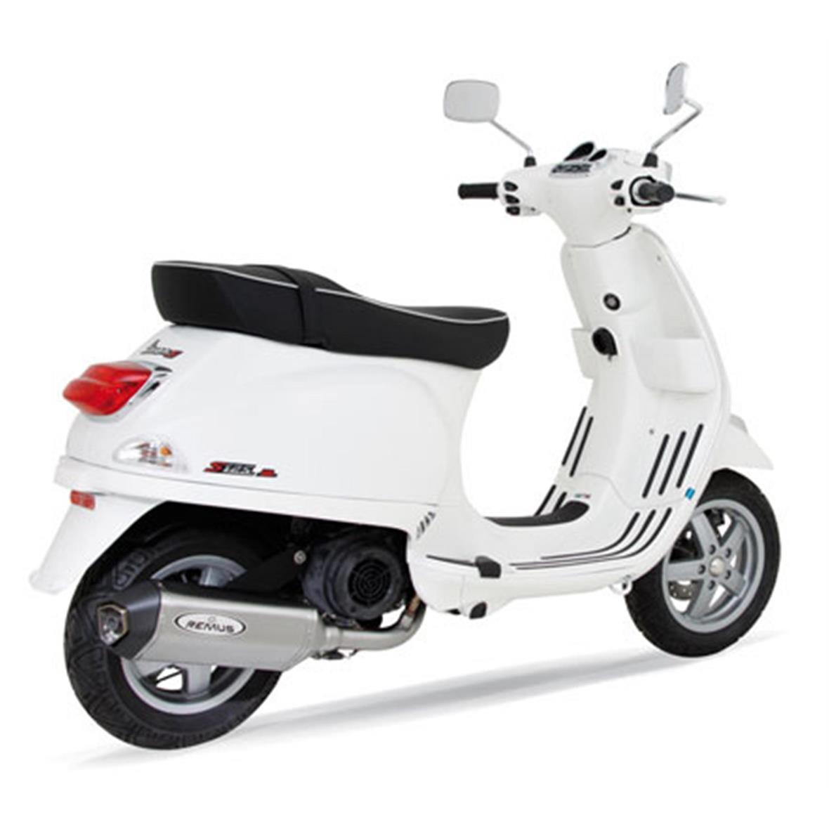 Racing Exhaust Remus Special Edition Sip Scootershop Com