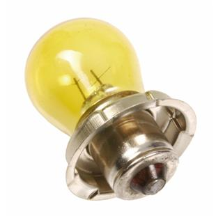 Product Image for 'Light Bulb 6V/15W P26s socketyellowTitle'