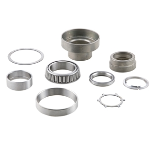 Product image for 'Steering Head Bearing Set upper/lower SIP by V2 EDELSTAHLDESIGNE taper roller bearingTitle'