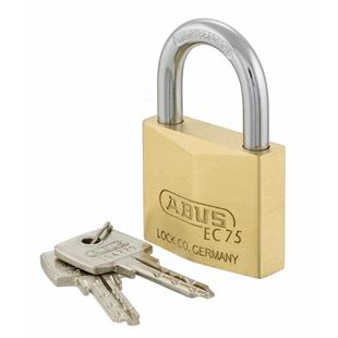 Product Image for 'Padlock ABUS EC 75/40Title'