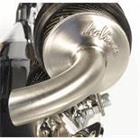 Product Image for 'Racing Exhaust LEOVINCE Handmade ZXTitle'
