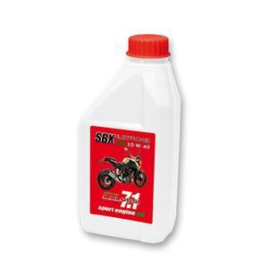 Imagen del producto para 'Aceite de 4 tiempos MALOSSI 7.1 Sport Moto 10W-40Title'