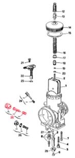 Imagen del producto para '53090 SCREW KIT for SLIDE REG. PHSB/VHSBTitle'