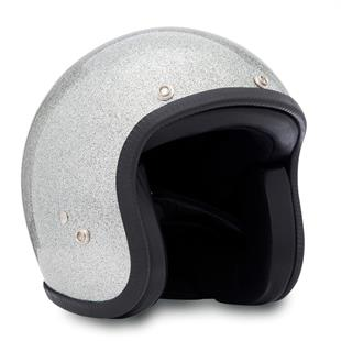 "Imagen del producto para 'Casco 70'S ""METAL FLAKES - DOT""Title'"