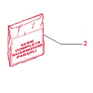 Imagen del producto para 'Juego juntas motor PIAGGIOTitle'