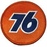 """Imagen del producto para 'Parche """"76""""Title'"""