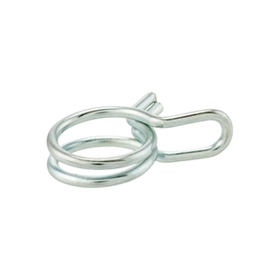 Imagen del producto para 'Abrazadera para tubo flexible tubo de ventilación 9-12 mm, PIAGGIOTitle'