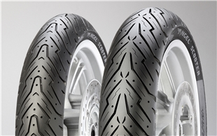 """Imagen del producto para 'Neumático PIRELLI ANGEL SCOOTER 3.50 -10"""" 59J TL reinforcedTitle'"""