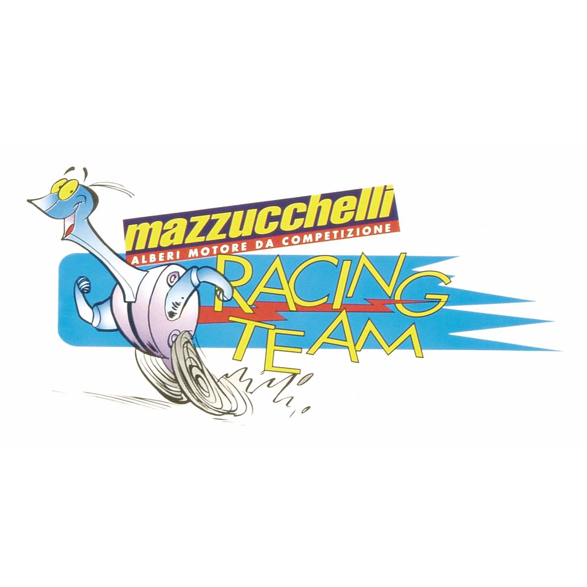 "Imagen del producto para 'Adhesivo MAZZUCCHELLI ""Racing Team""Title'"