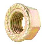 Imagen del producto para 'Tuerca M12x1,25 mm Hexagonal, con brida, perno del motor, LMLTitle'