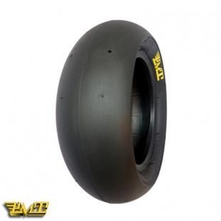 """Imagen del producto para 'Neumático PMT Tyres Minimoto T40 Slick 110/55R -6.5"""" TLTitle'"""