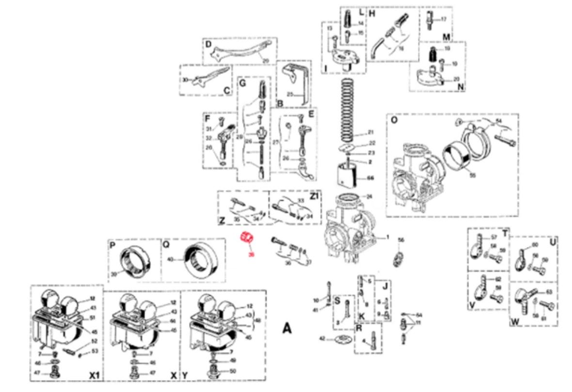 Imagen del producto para 'Botón moleteado DELL'ORTOTitle'