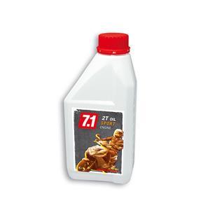 Imagen del producto para 'Aceite de dos tiempos MALOSSI 7.1 Sport SAE 20W-30Title'