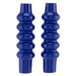 Imagen del producto para 'Faltenbalg Stoßdämpfer, vorne, Gaiters für Lambretta 125 LI/LIS/DL/GP/150 LI/LIS/SX/DL/GP/175 TV/200 TV/SX/DL/GP Gummi, ultramarin blau, RAL5002, als AccessoireTitle'