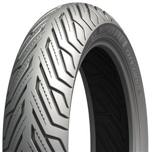 "Imagen del producto para 'Neumático MICHELIN City Grip 2 Rear 100/90 -14"" 57S TL M/C reinforced M+STitle'"