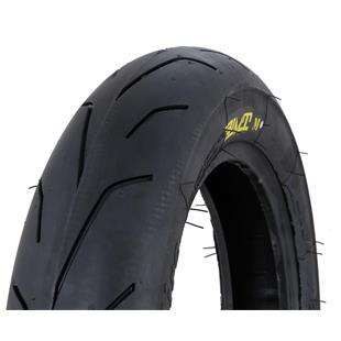 """Imagen del producto para 'Neumático PMT Tyres Blackfire Semi-Slick 100/90 -12"""" TLTitle'"""