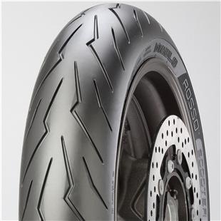 """Imagen del producto para 'Neumático PIRELLI DIABLO ROSSO SCOOTER Front 120/70R -15"""" 56H TL M/CTitle'"""