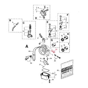 Imagen del producto para '53048 RUBBER SCREW KIT SHA 10-12-13Title'