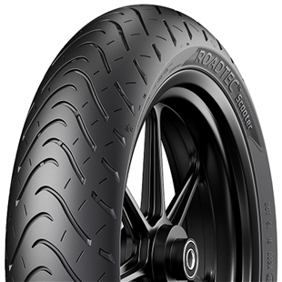 "Imagen del producto para 'Neumático METZELER ROADTEC SCOOTER FRONT 100/80 -16"" 50P TL M/CTitle'"