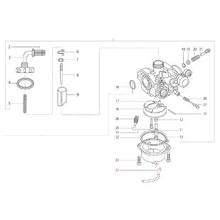 Imagen del producto para 'Abrazadera para tubo flexible LMLTitle'