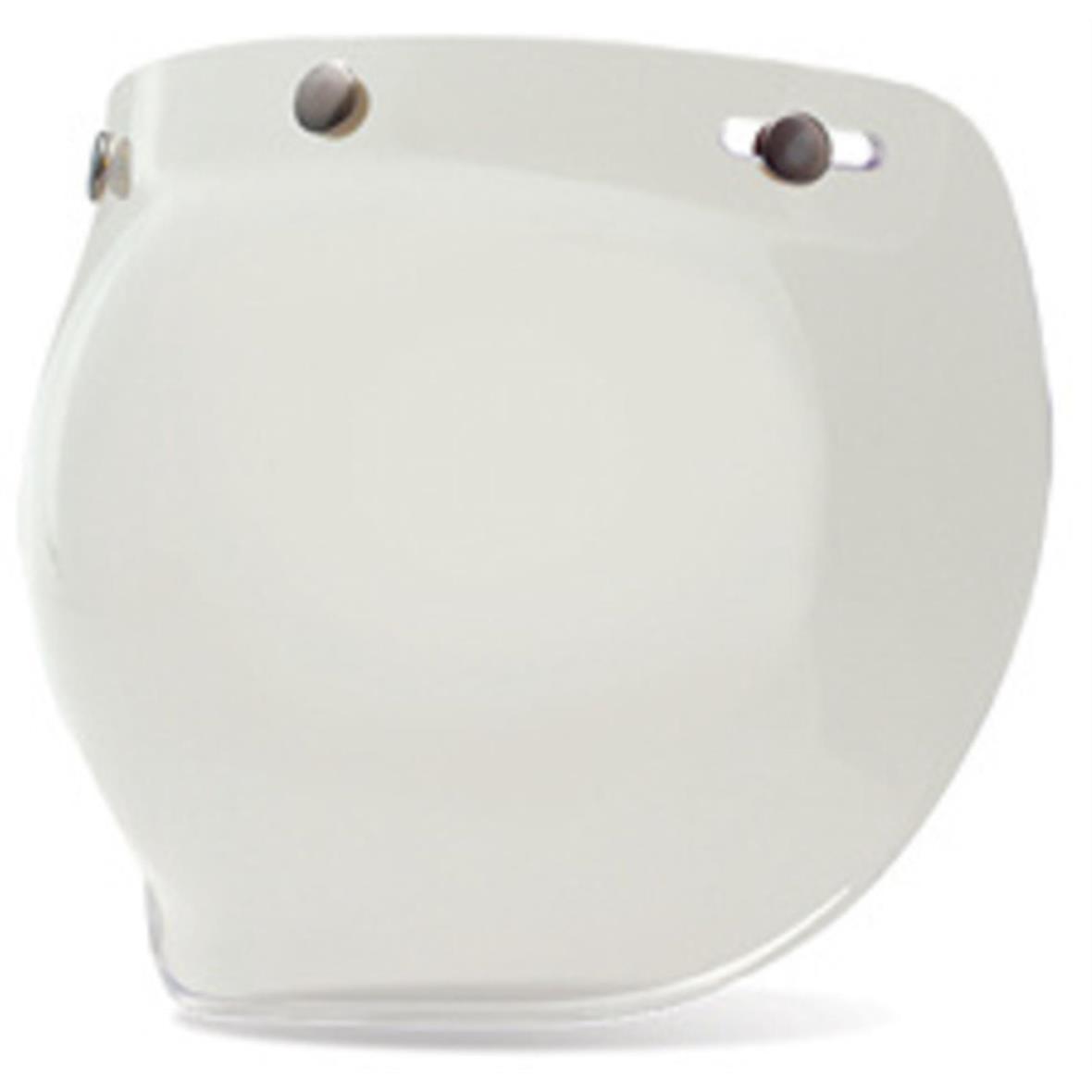 Imagen del producto para 'Visor BELL 3-Snap Jet BubbleTitle'