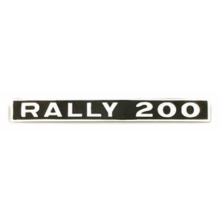 """Image du produit 'Insigne """"RALLY 200"""" arrière arrière'"""