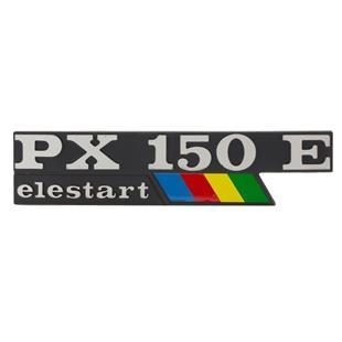 """Image du produit 'Insigne """"PX150E elestart"""" aile gauche'"""